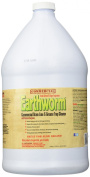 Earthworm Commercial Drain Line and Grease Trap Cleaner Treatment - Clog Remover - Drain Opener / Deodorizer - Natural Enzymes, Environmentally Responsible - 3.8l