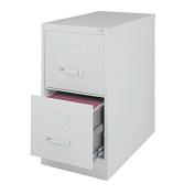 2-Drawer Commercial Letter Size File Cabinet Finish