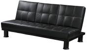 Abbyson Living Hamilton Convertible Sofa