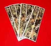 Mossy Oak Breakup Camouflage Arrow Wraps Pkg/12