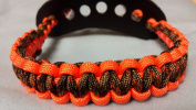 Muddy River Gear Archery Bow Wrist Sling Orange and Treestand Camo