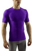 Sub Sports COLD Men's Thermal Compression Baselayer Short Sleeve Top