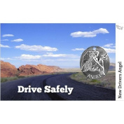 Drive Safely Pocket Angel - New Drivers Angel