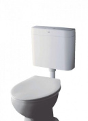 Grohe 37791SH0 Toilet Cistern 6 - 9 Litre Adjustable Start-Stop Water-Saving Function White