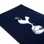 Tottenham Hotspur F.C. Rug- bedroom rug- approx 80cm x 50cm- 100%Polyamide- machine washable- on a header card- official licenced product