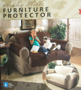 3 Seater Ashley Mills Chocolate Furniture Protector For Sofas