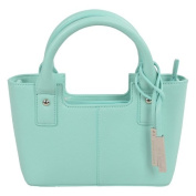 Urban Country Florence Mini Shopper in Mint Matte Finish