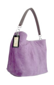 GFM Slouchy Suede Bag (SS-HLJMN-00) in Small size Dainty in Bucket Shape with Single handle