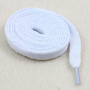 9mm Flat Shoe Laces 110cm Length Replacement Trainer Boot Sneaker BUY 2 GET 1 FREE - FREE UK POSTAGE