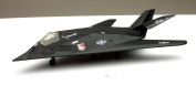 B-2 SPIRIT Dark Grey Fighter Die Cast with Plastic Authentic Details 1:72 Scale All Collector's Favourites by Camkx