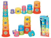 Stacking Learning Cups - Suitable .