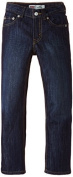 Levi's Little Boys' 514 Straight Jean, Glare, 2T Colour
