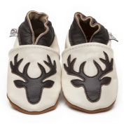 Soft Leather Baby Shoes Deer 6-12 months
