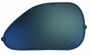 Reer 74118 Sun Shade for Triangular Car Windows Pack of 2