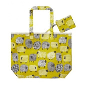Dotty Sheep Oil Cloth Bag & Purse by Ulster Weavers