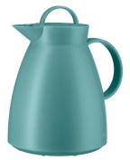 Alfi Vacuum Carafe Dan, Coffee Pot, Alu, Screwing Stopper, Teal, 1l, 0935060101