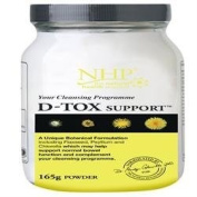 Natural Health Practise DTox Support 165G