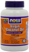 Virgin Coconut Oil 1000mg, 120 Softgels