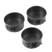 Wilton 2105-2174 Mini Springform Pan, Set of 3, New