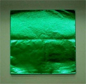 500 7.6cm X 7.6cm Dark Green Confectionery Foil Wrappers Candy Wrappers Candy Making Supplies