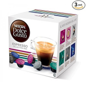 Nescafe DOLCE GUSTO Pods/ Capsules - ESPRESSO COLLECTION TRY BOX = 12 count
