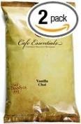 Dr. Smoothie Café Essentials NATURALS Vanilla Chai 1.6kg - 2 Bags