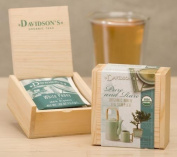 Davidson Organic Tea 642 Sampler Chest White Tea
