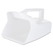 Rubbermaid Commercial Bouncer Bar/Utility Scoop, 1890ml, White - Includes one each.