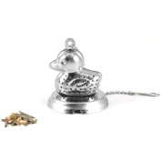 Duck shaped Infuser with Caddy Stainless Steel