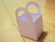White Favour Box or Bag | 12 Ct