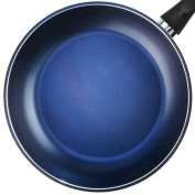 TeChef - Colour Pan 30cm Frying Pan, Coated with DuPont Teflon® Select - Colour Collection / Non-Stick Coating (PFOA Free) /