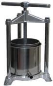 Ferrari Aluminium 5.5 Litre (1.45 Gallon) Wine Press / Fruit Press
