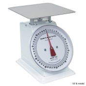 Detecto Top Loading Large Dial Scale, 11kg, Enamel Finish