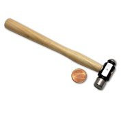 KENT Economy 120ml Ball Peen Hammer With Wood Handle