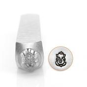 ImpressArt- 6mm, Ganesha Metal Stamp