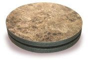 Decorating/Sculpture Wheel-20cm Diameter w/Formica Top-Ball Bearing Performance