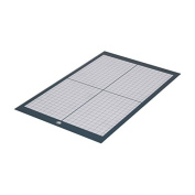 A4 Size Non Slip Cutting Mat for Cutting Plotter with Craft Sticky Grid