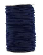 Mandala Crafts® Fabric Elastic Cord, 2mm, 70 Metres