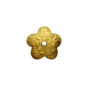 Gold Filled Bead Cap CG-196 12MM