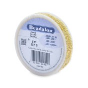 Beadalon 2.3mm Jewellery Making Chain, 6m, Small Cable, Gold