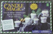 """Candle Magic """"Let It Snow"""" Candle Kit"""