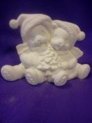 Clay Magic Christmas Cuddle Bears