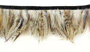 Touch of Nature 38275 Strung Mixed Hackle Feather, 180cm