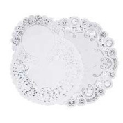 Pacon Corporation Products - Paper Doilies, Assorted Sizes 4quot;/6quot;/8quot;, 30/PK, White - Sold as 1 PK - With a look like lace, die-cut paper doilies are great for holiday craft, greeting cards, collages and more. Comes in three sizes
