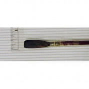 Mack Brown Lettering Quill Size 8-179L