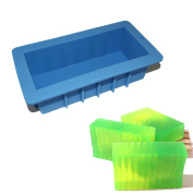 X-Haibei Regular Silicone Loaf Soap Mould