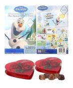 Disney Frozen Olaf Valentines Cards with Tattoos & Bonus Teacher & Principle Gift