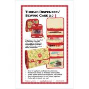 By Annie PBA-107-2 Thread Dispenser/Sewing Case