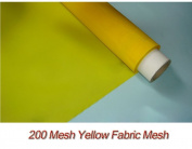 1 Yard Screen Printing Mesh Fabric 200 Mesh(80T) Silk Stencil Printing 007210