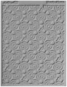 Lisa Pavelka Texture Stamp Hearts Aflame